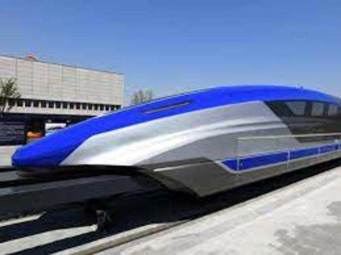 china unveils fastest maglev train know when it will come to india