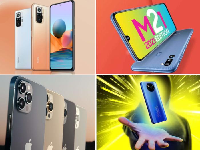 Most Trending Smartphones Last Week