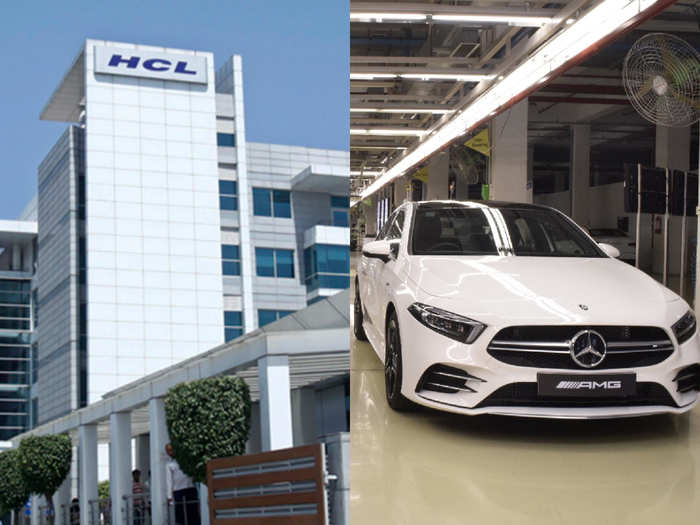 HCL to Gift Benz car to best employees