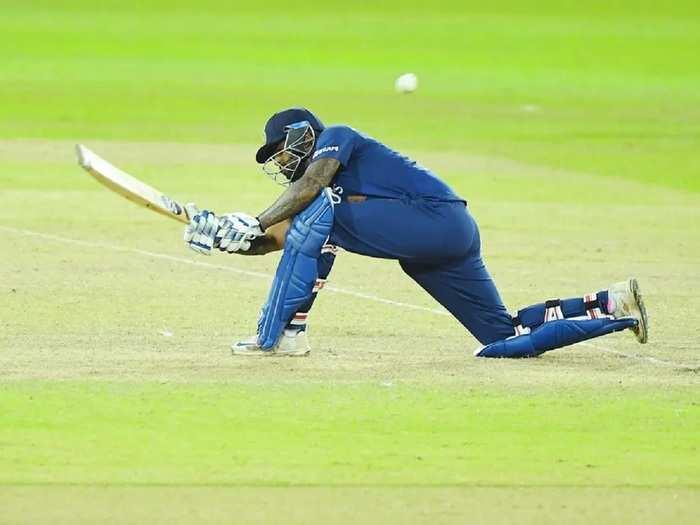 Suryakumar Yadav Team India