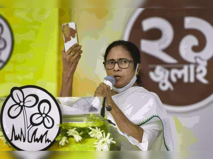 mamata banerjeemamata banerjee calls for national front to defeat bjp at centre