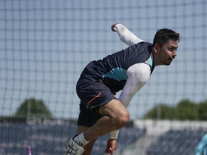 Avesh Khan Team India