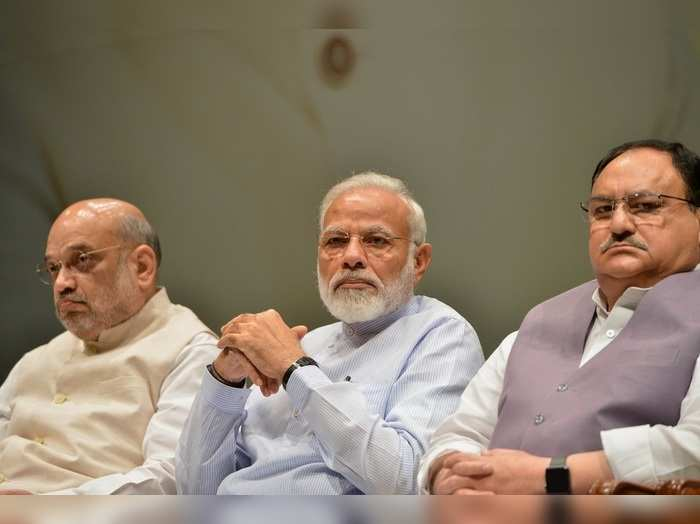 With-Narendra-Modi-at-helm-BJP-top-brass-meets-to-decide-Rajya-Sabha-elections