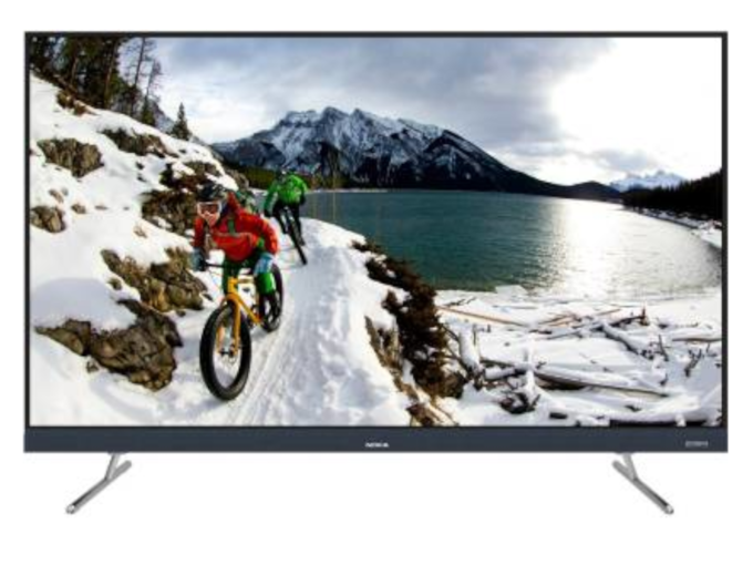 Nokia Ultra HD (4K) LED Smart Android TV