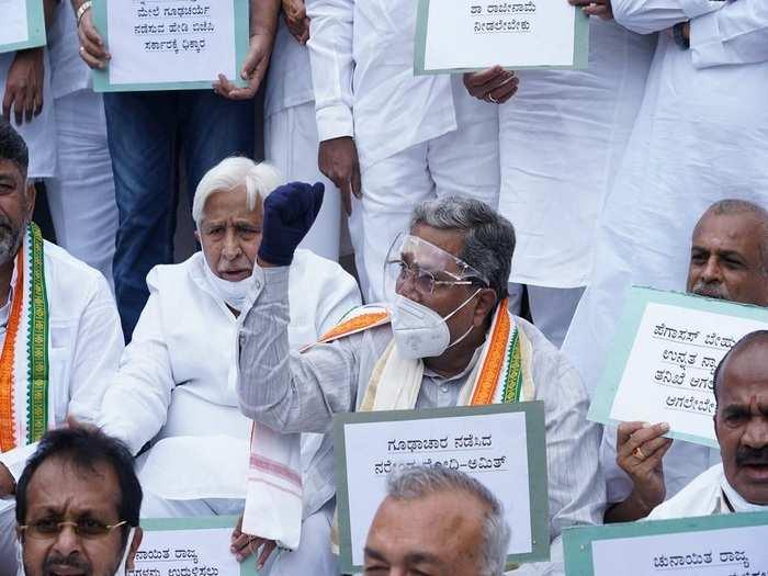 siddu protest
