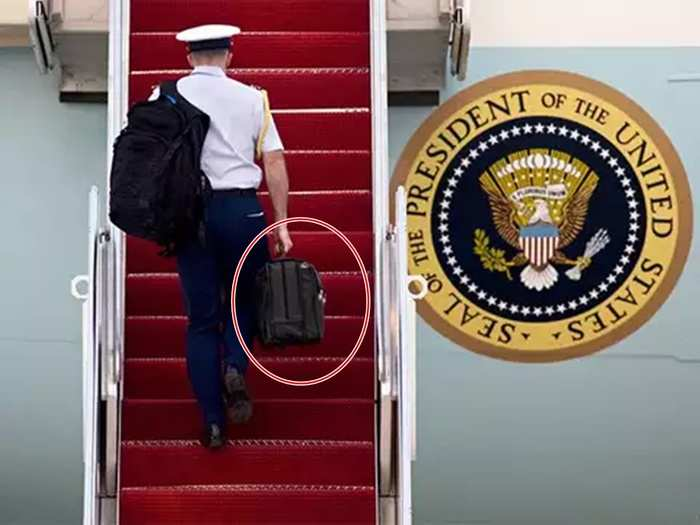 what happen if the nuclear football goes missing, when president of the united states to authorize a nuclear attack