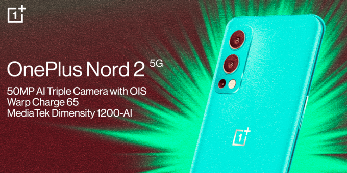 Specifications for OnePlus Nord 2 5G
