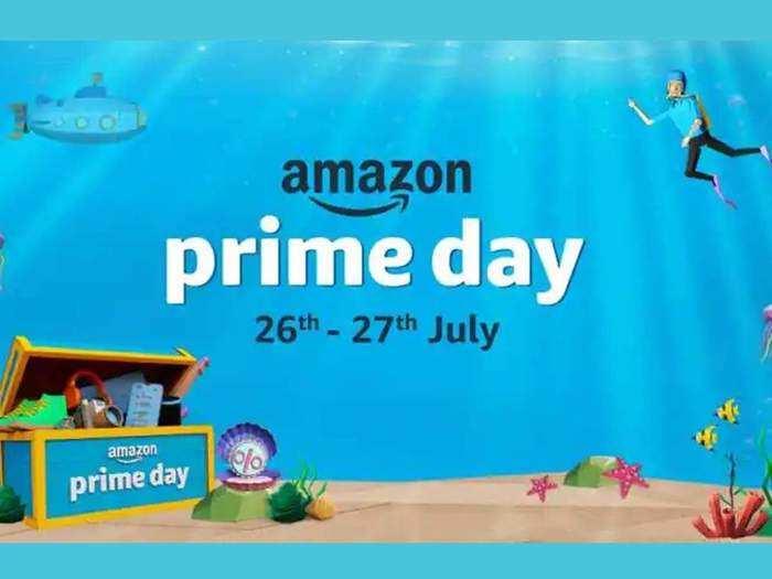 Amazon Prime Day sale 2021.