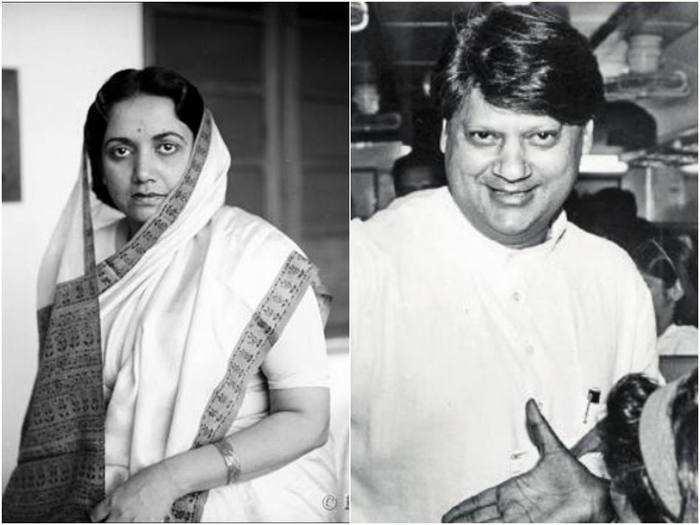 why relations between rajmata vijaya raje scindia and madhavrao scindia soured