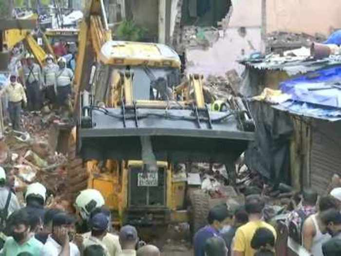 building collapse (File Pic)