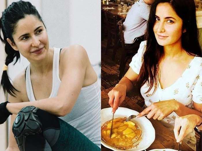 bollywood actress katrina kaif dont eat these 3 things in her diet to for flat belly and abs