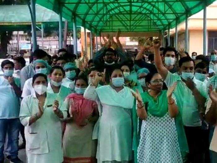 Bulandshahr doctors