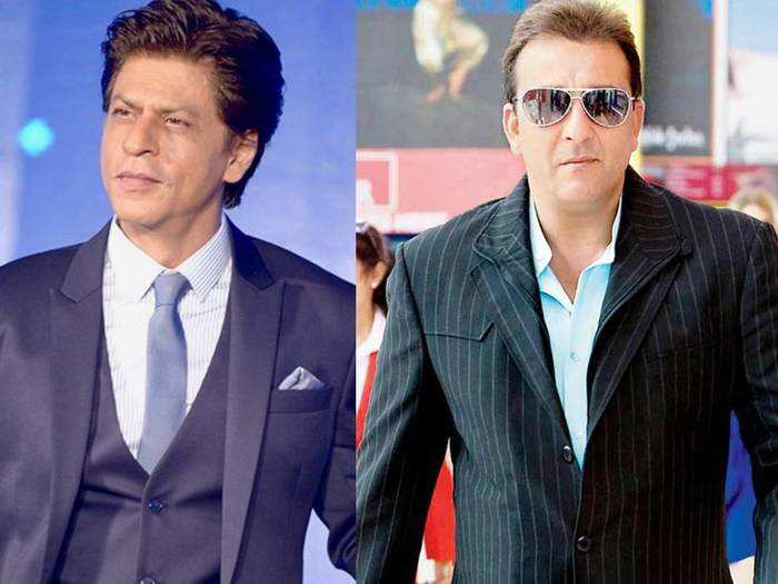 shah rukh khan to madhuri dixit bollywood stars who are enemies to sanjay dutt