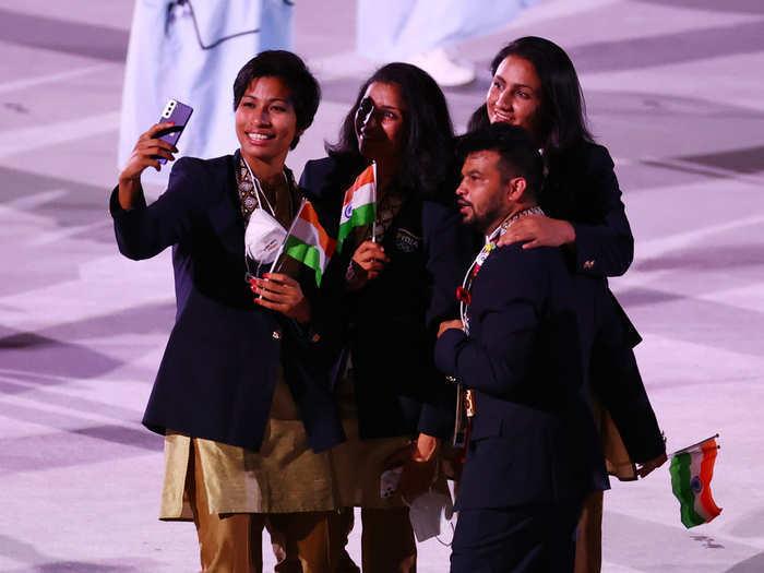 भारतीय खेळाडू (सौजन्य-ट्विटर)