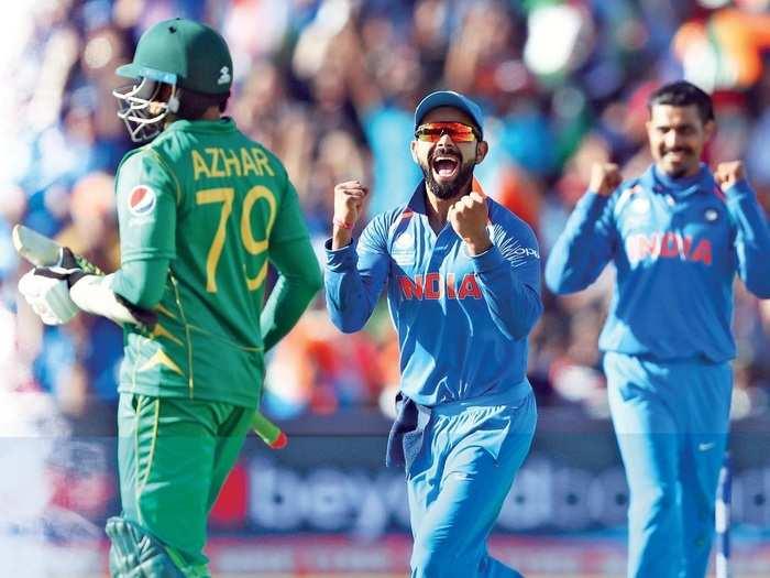 India vs Pakistan t20