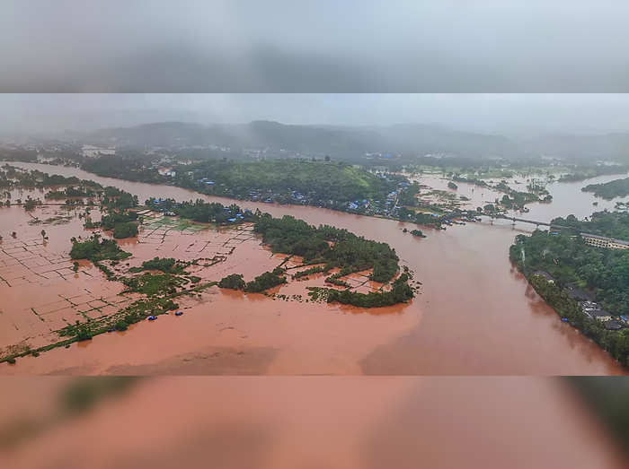 extremely heavy falls are very likely over konkan, goa and central maharashtra in the next two days says imd