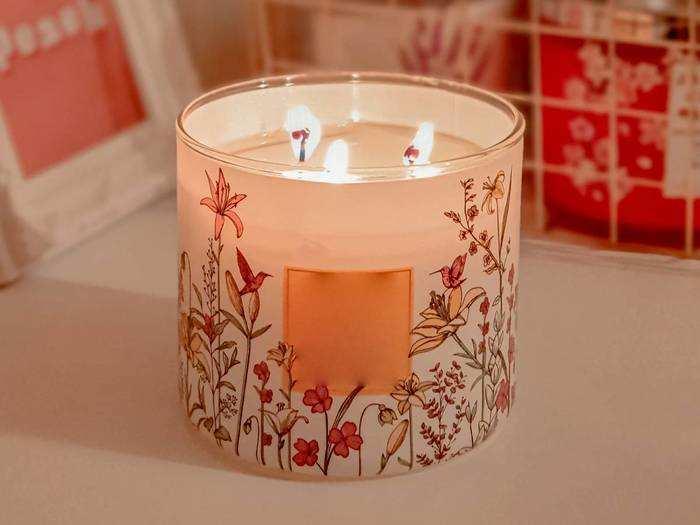 इन खूबसूरत Candles से मिलेगी दिल को खुश कर देने वाली सुगंध