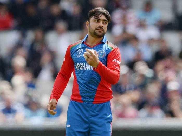 Rashid Khan Afghanistan ODI Team