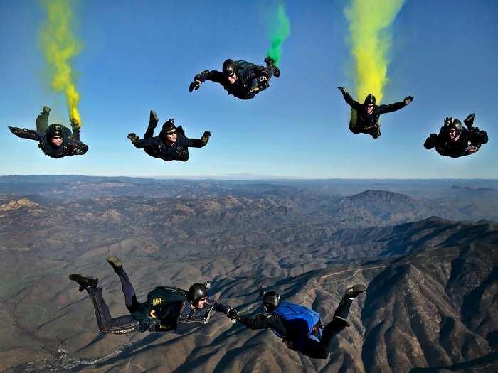 skydiving in india in hindi