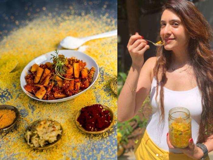 deepika padukone nutritionist explains turmeric pickle recipe and its health benefits