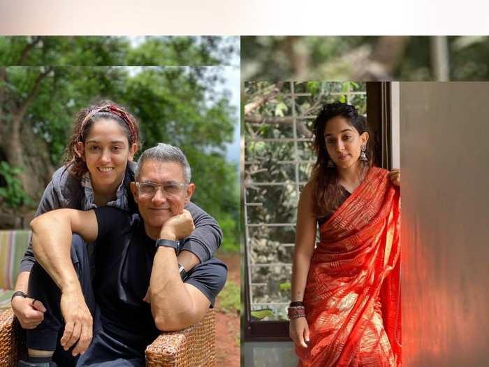 Aamir Khan: ಮಗಳು ಇರಾ ಖಾನ್ ಪ್ರಾಯಕ್ಕೆ ಬಂದಾಗ ಲೈಂಗಿಕತೆ ಕುರಿತಾದ ಪುಸ್ತಕ ನೀಡಿದ್ದ ನಟ ಆಮೀರ್ ಖಾನ್ ಪತ್ನಿ ರೀನಾ ದತ್ತಾ
