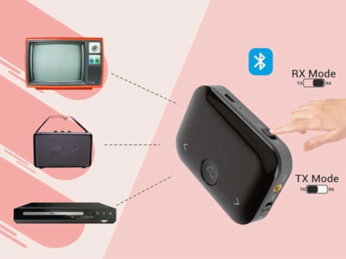 Portronics Transmitter and Receiver Adapter