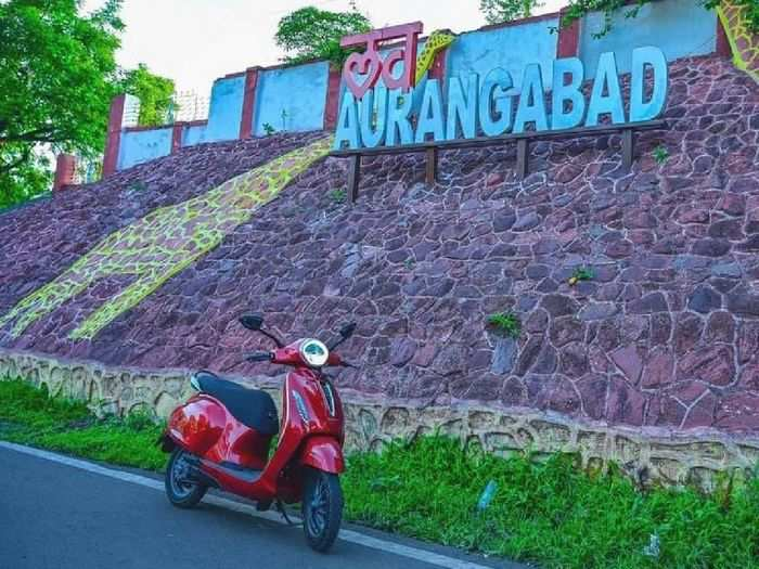 bajaj chetak to launch in aurangabad soon bookings starts for chetak e-scooter at rs 2000