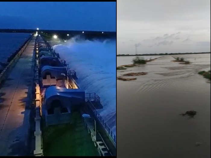 Narayanapura Dam Krishna River