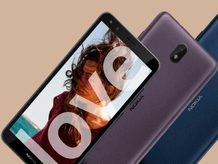 Nokia Best Smartphones Under 10000 Rupees In India