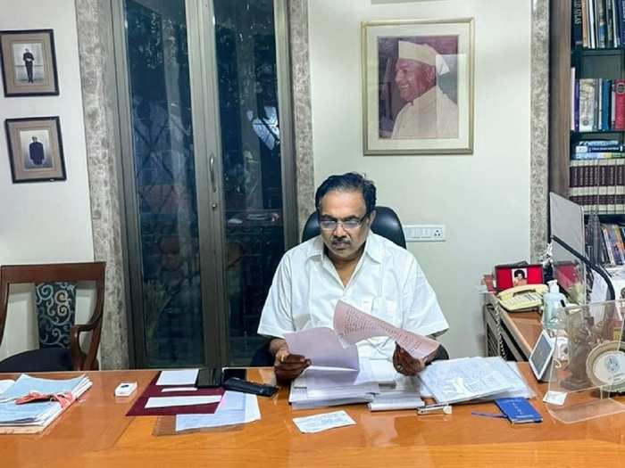 Jayant Patil.