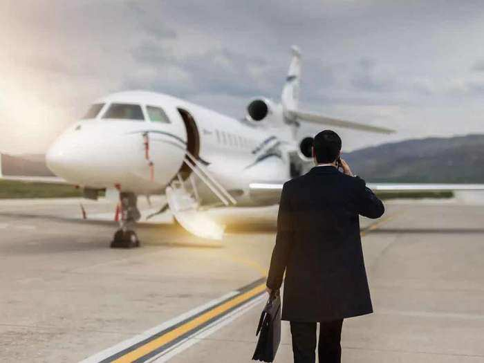 amid squeeze on air travel during coronavirus time, high networth individuals of india party on charter jets