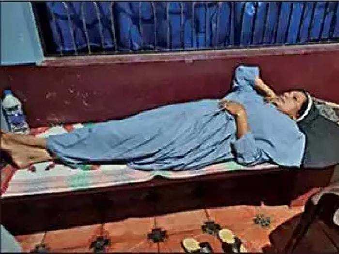 സി. ലൂസി കളപ്പുര. Photo: TOI