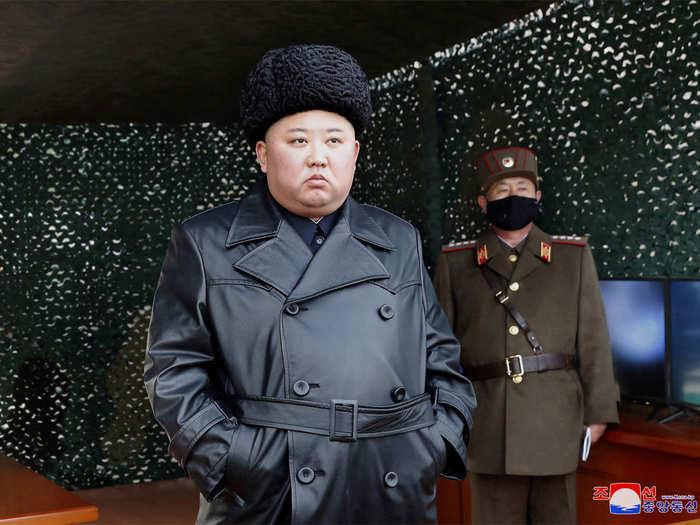 किम जोंग उन (फाइल फोटो)