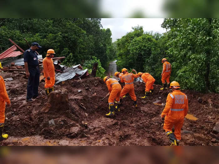 more than 100 people have died in maharashtra alone due to landslides says ndrf dg sn pradhan