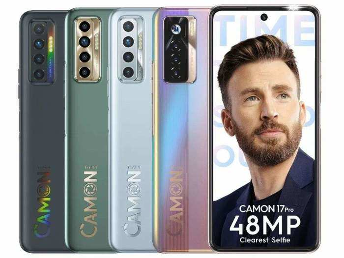 Tecno Camon 17 and Camon 17 Pro First Sale Offers