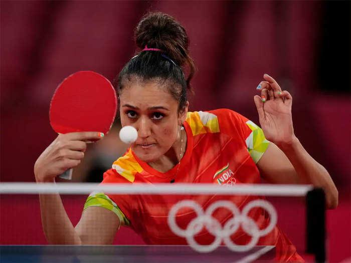 टेबल टेनिस खिलाड़ी मनिका बत्रा ने करिश्माई अंदाज में जीता मैच, सचिन तेंडुलकर ने लंबा संदेश लिखकर किया हौसलाफजाई