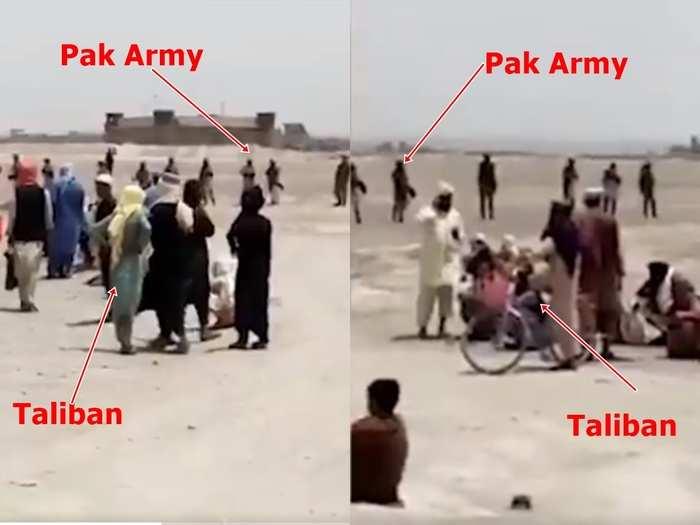 Taliban Pak Army