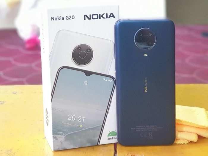 Nokia G20 box