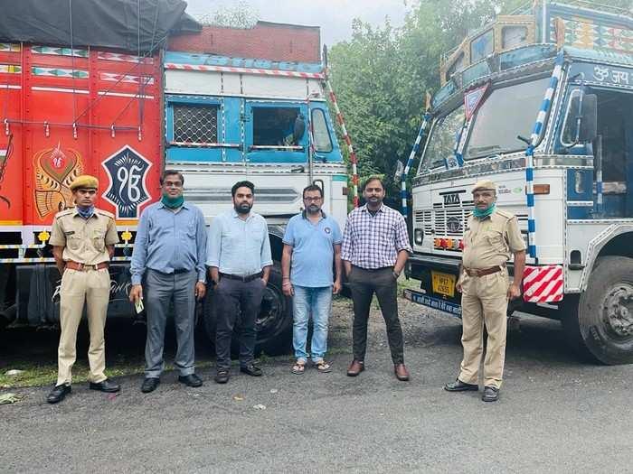 Rajasthan news :सेंट्रल GST की उदयपुर में बड़ी कार्रवाई, 8 करोड़ की घपले में पंजाब के व्यापारी को किया गिरफ्तार