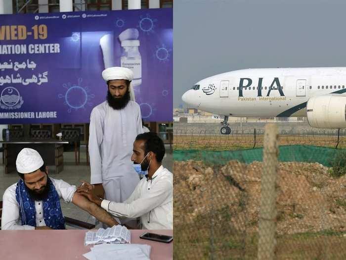 Pakistan Flight 003
