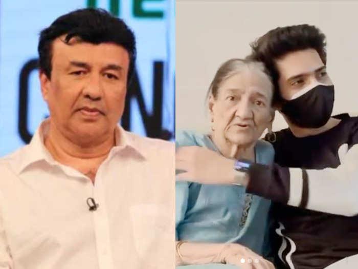 anu malik mother passes away