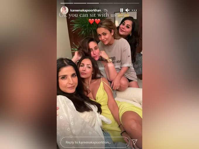 Kareena Kapoor Khan Instagram Story