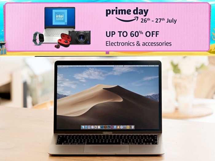 45 हजार रुपए वाला लैपटॉप 35 हजार रुपए में चाहिए तो, प्राइम डे सेल लेकर आया है यह खास ऑफर