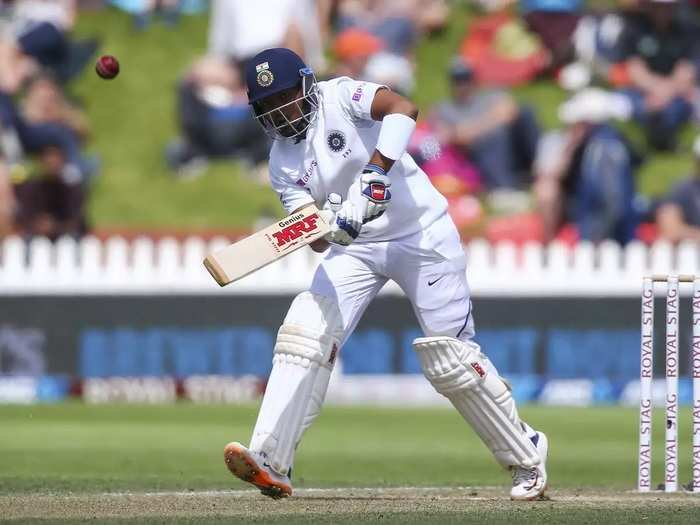 Prithvi Shaw in Test Cricket