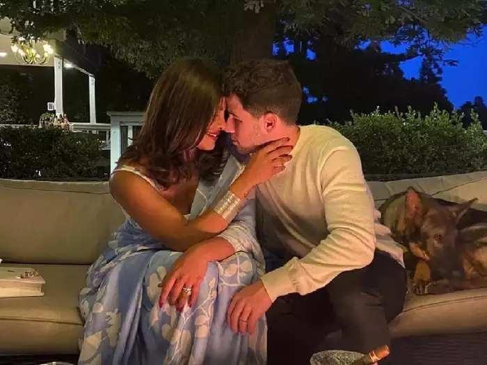 missing my heart nick jonas shares a romantic post for wife priyanka chopra as he misses her