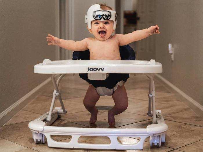 6-12 महीने तक के बेबी की वॉकिंग इम्प्रूव करने के लिए बेस्ट हैं ये Baby Walker