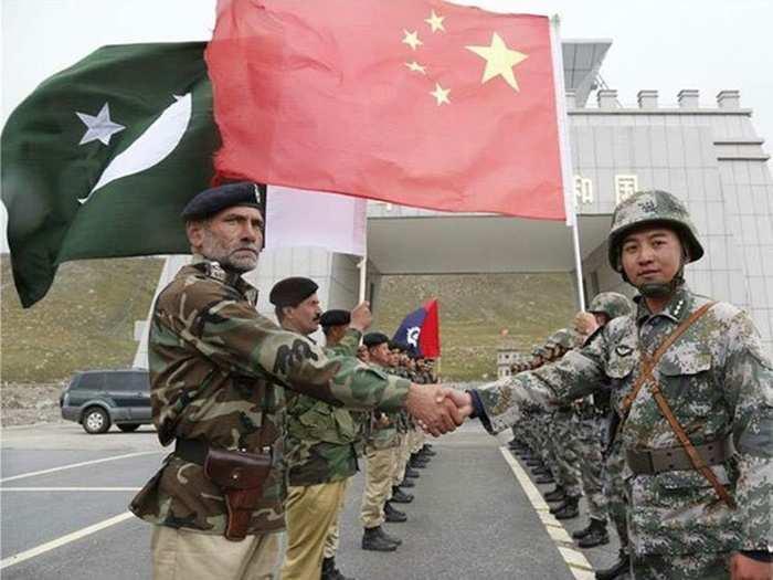 China Pakistan Army News