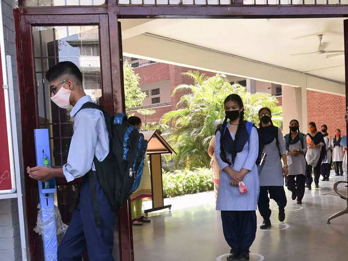 पंजाब में खुल गए स्कूल