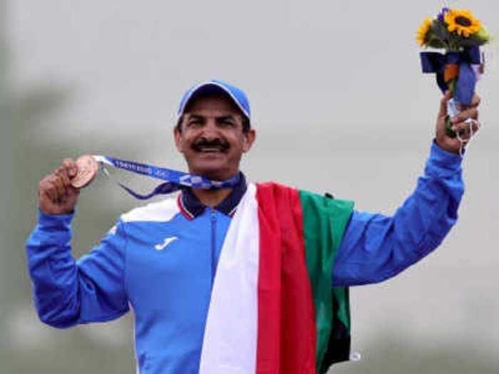 वयाला कसलंच बंधन नसतं; चक्क ५८व्या वर्षी जिंकलं ऑलिम्पिक पदक