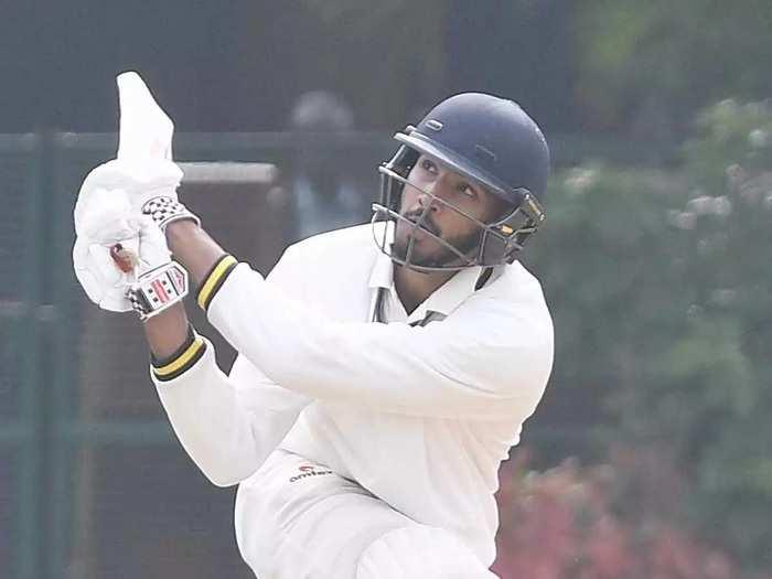 Devdutt Padikkal Ranji Trophy